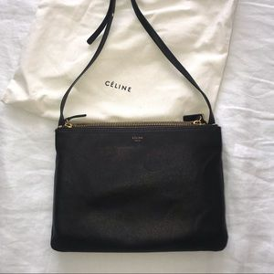 1dd017ef4876 Celine Bags - Authentic Celine Large Trio Crossbody Bag